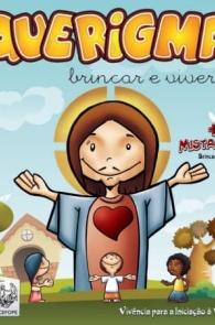 Produto Scala Editora - Livro: Querigma, brincar e viver – Vivência para a Iniciação à Vida Cristã - Coleção Itinerário Catequético