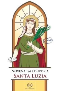 Produto Scala Editora - Livro: Novena em Louvor a Santa Luzia - Novenas diversas