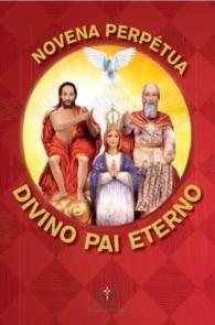 Produto Scala Editora - Livro: Novena Perpétua Divino Pai Eterno - Ao Divino Pai Eterno