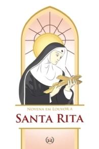 Produto Scala Editora - Livro: Novena em Louvor a Santa Rita - Novenas diversas