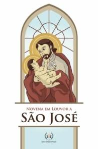 Produto Scala Editora - Livro: Novena em Louvor a São José - Novenas diversas