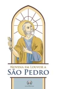 Produto Scala Editora - Livro: Novena em Louvor a São Pedro - Novenas diversas