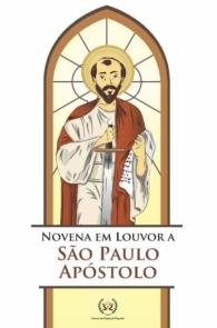 Produto Scala Editora - Livro: Novena em Louvor a São Paulo Apóstolo - Novenas diversas