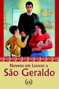 Produto Scala Editora - Livro: Novena em Louvor a São Geraldo - Novenas diversas
