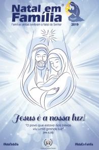 Produto Scala Editora - Livro: Novena Natal em Família 2019 - Natal em Família Sazonais
