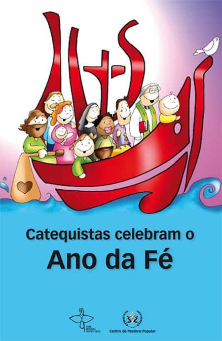 Produto Scala Editora - Livro: Catequistas celebram o ano da fé - Outros estudos de Documentos da Igreja Promoções