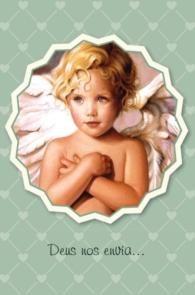 Produto Scala Editora - Livro: Cartão Pastoral do Dízimo  (C1) – aniversário Natalício - Cartões para Pastoral do Dízimo