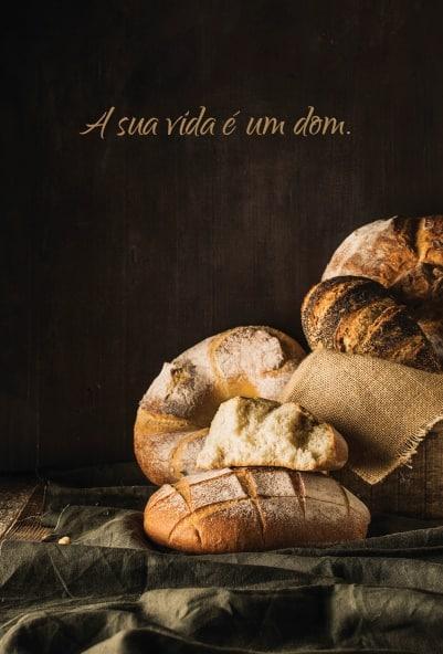 Produto Scala Editora - Livro: Cartão Pastoral do Dízimo (C16) – aniversário natalício - Cartões para Pastoral do Dízimo Papelaria