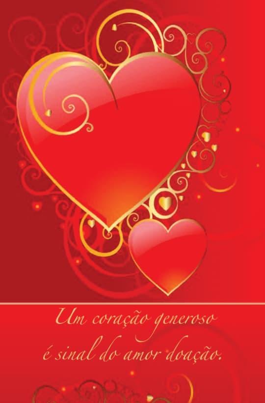 Produto Scala Editora - Livro: Cartão Pastoral do Dízimo  (C2) – aniversário Natalício - Cartões para Pastoral do Dízimo