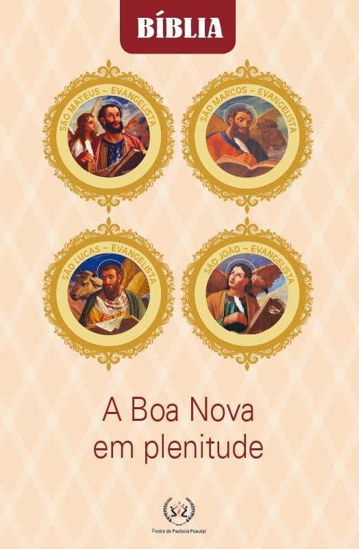 Produto Scala Editora - Livro: A Boa Nova em plenitude - Estudos Bíblicos