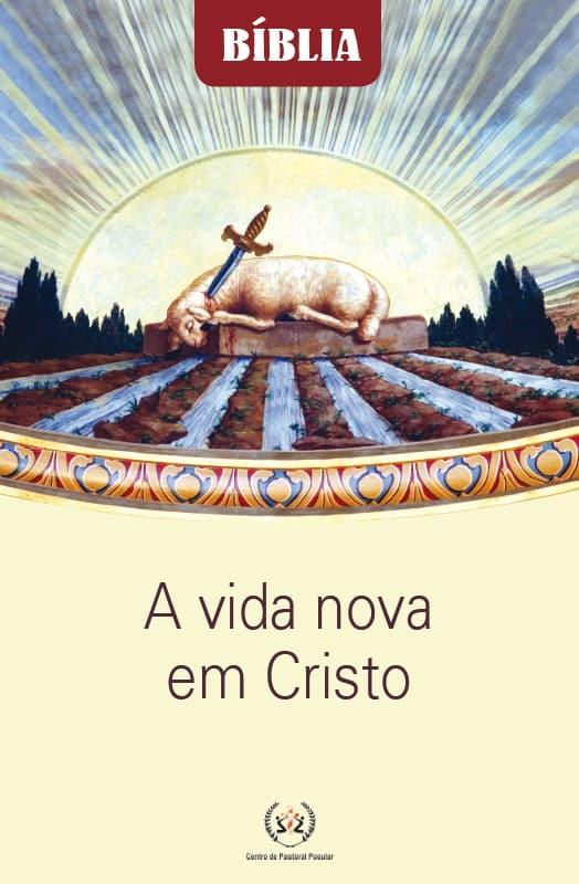 Produto Scala Editora - Livro: A vida nova em Cristo - Estudos Bíblicos
