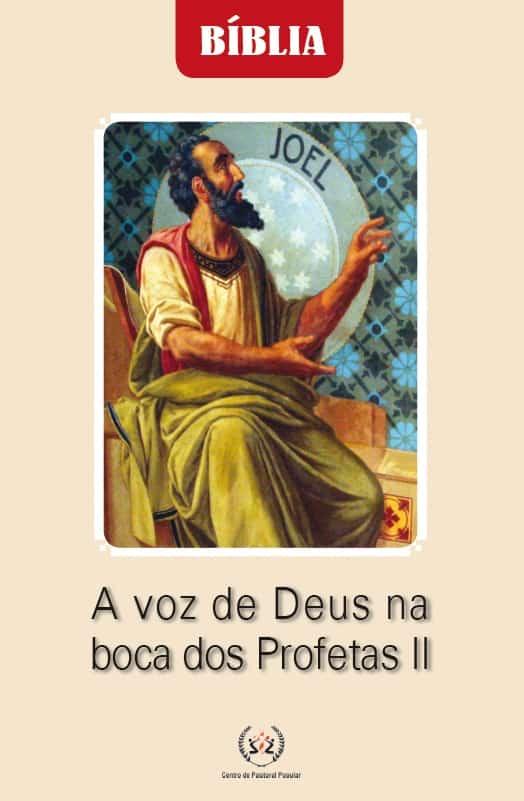 Produto Scala Editora - Livro: A voz de Deus na boca dos Profetas II - Estudos Bíblicos