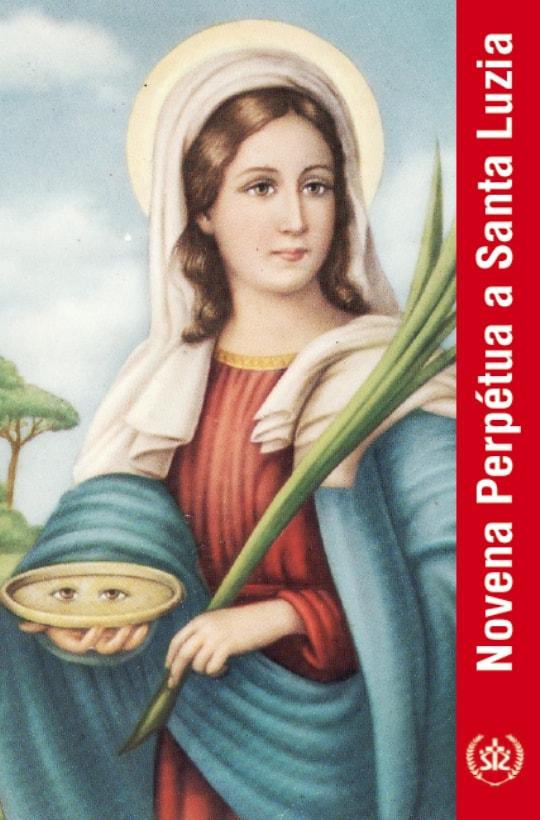 Produto Scala Editora - Livro: Novena Perpétua a Santa Luzia - Novenas diversas