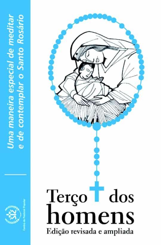 Produto Scala Editora - Livro: Terço dos Homens - Orações Marianas