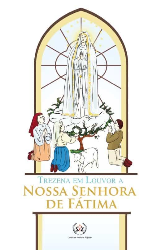 Produto Scala Editora - Livro: Trezena em Louvor a Nossa Senhora de Fátima - Trezenas