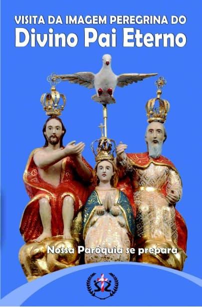 Produto Scala Editora - Livro: Visita da Imagem Peregrina do Divino Pai Eterno - Ao Divino Pai Eterno