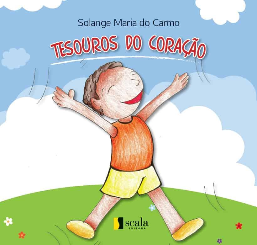 Produto Scala Editora - Livro: Tesouros do coração - Infantil
