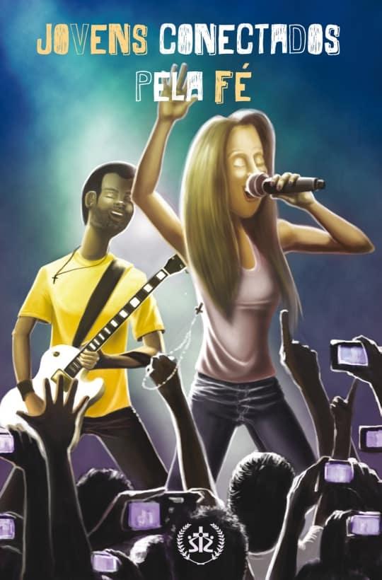 Produto Scala Editora - Livro: Jovens  conectados pela fé - Juventude