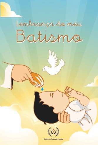 Produto Scala Editora - Livro: Lembrança do Meu Batismo - Infantil