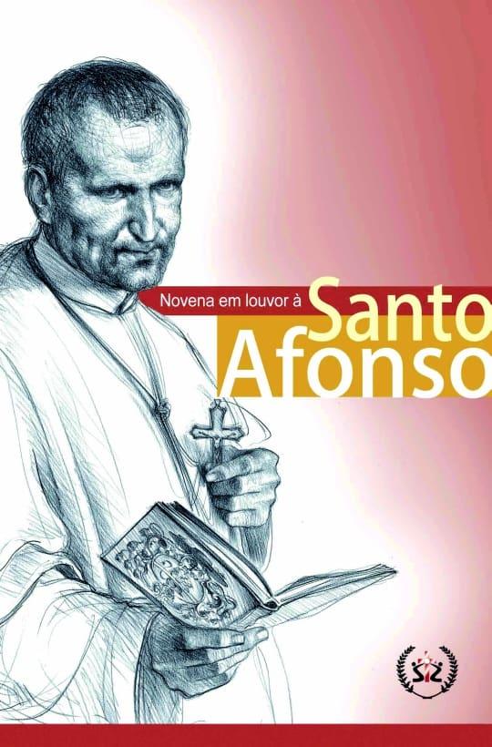 Produto Scala Editora - Livro: Novena em louvor a Santo Afonso - Novenas diversas Promoções