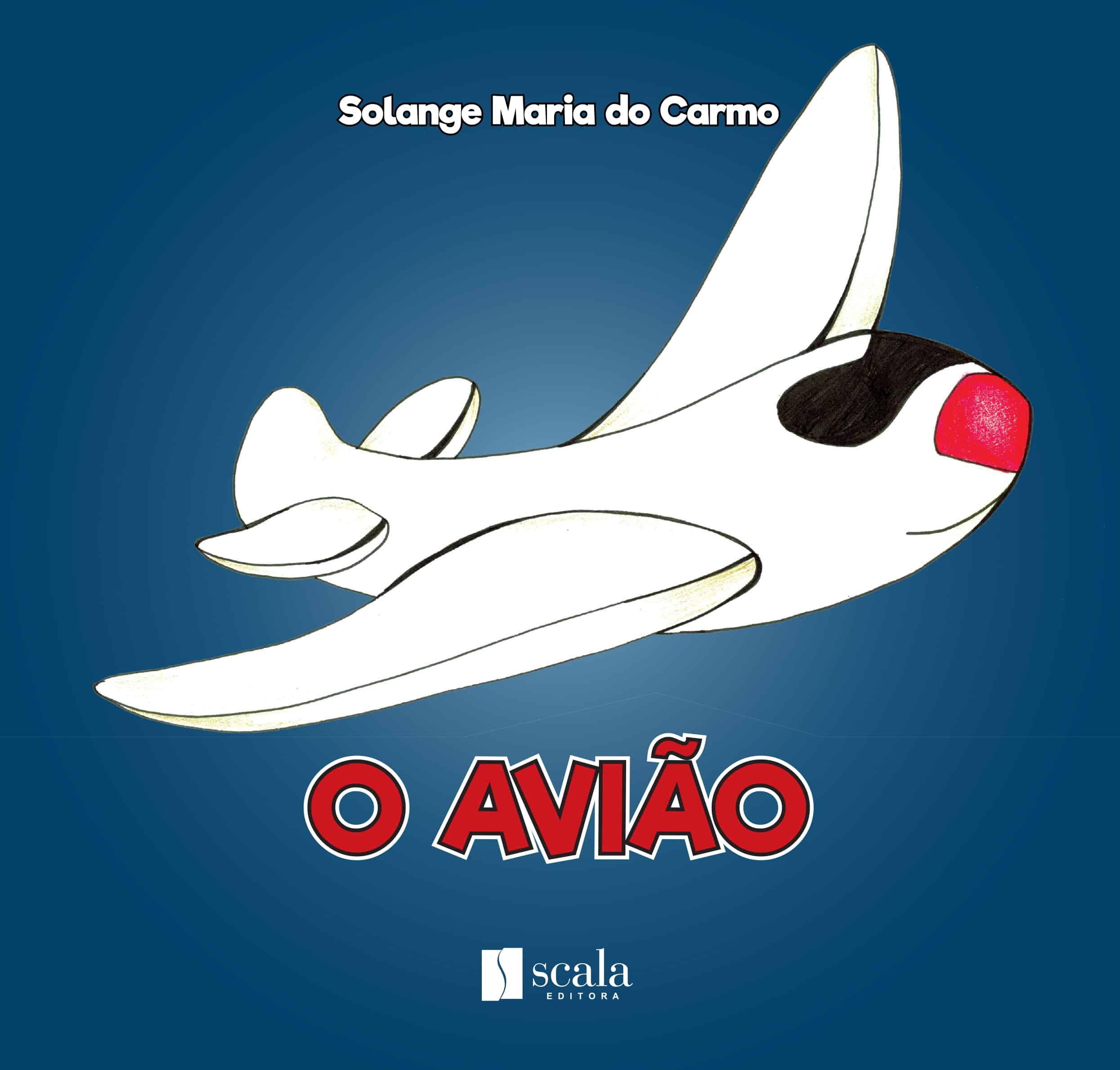 Produto Scala Editora - Livro: O avião - Infantil