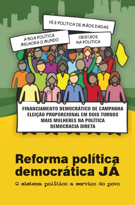 Produto Scala Editora - Livro: Reforma Política Democrática JÁ – O sistema político a serviço do povo - Promoções