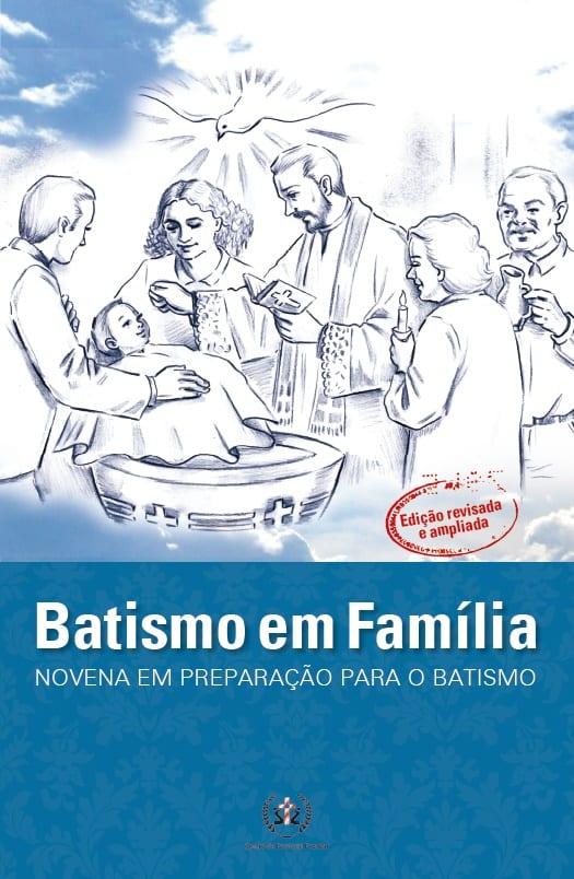 Produto Scala Editora - Livro: Batismo em Família – Novena em Preparação para o Batismo - Ofertas Outros materiais sobre sacramentos