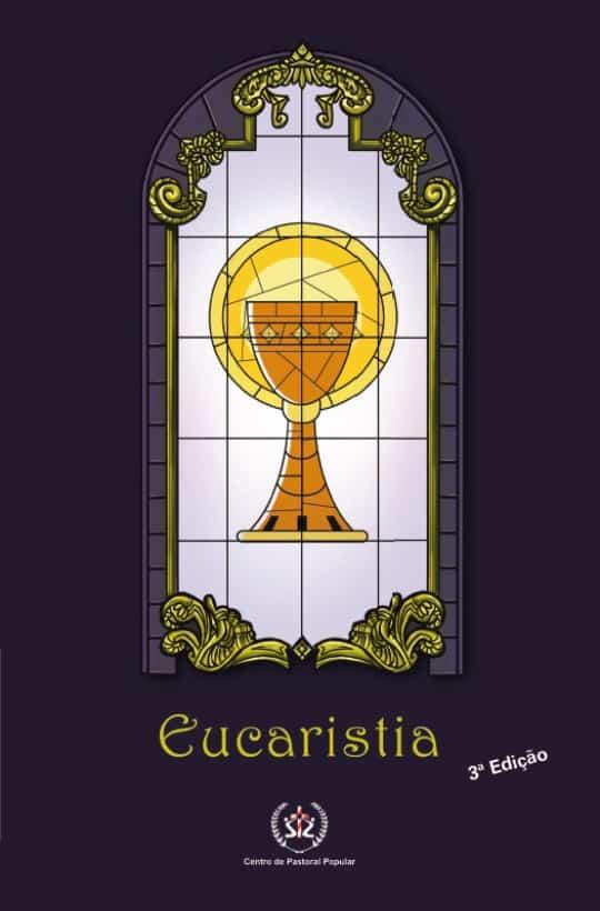 Produto Scala Editora - Livro: Eucaristia - Coleção Sacramentos