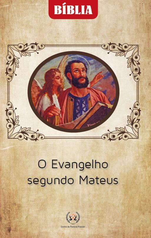 Produto Scala Editora - Livro: O Evangelho segundo Mateus - Estudos Bíblicos