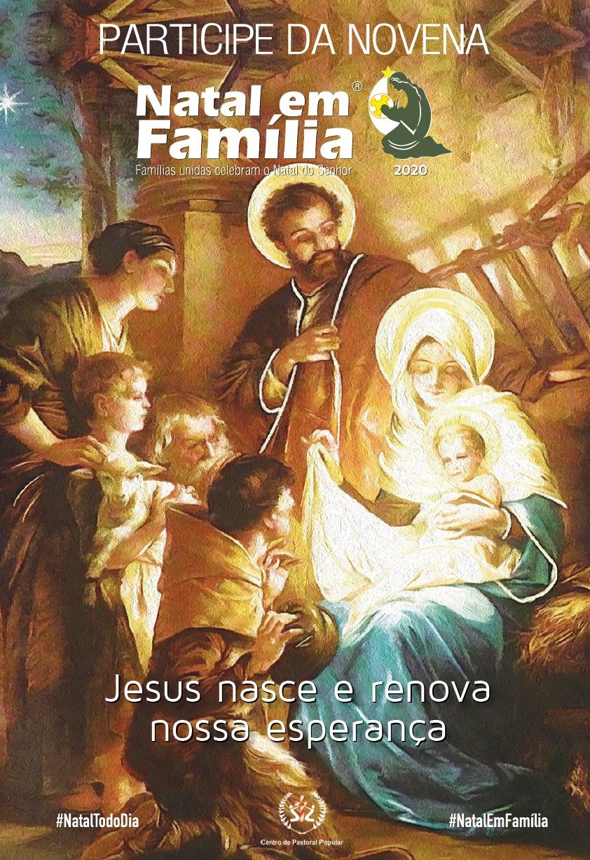 Produto Scala Editora - Livro: Cartaz Natal em Família 2020 - Sazonais