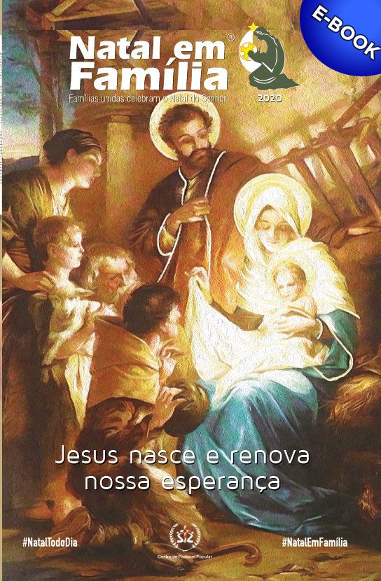 Produto Scala Editora - Livro: Novena Natal em Família 2020 – E-book - Livros Digitais