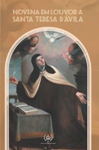 Produto Scala Editora - Livro: Novena em Louvor a Santa Teresa d'Ávila - Geral