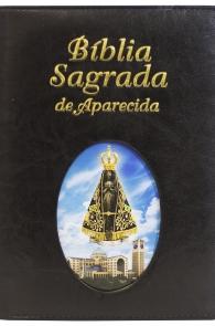 Produto Scala Editora - Livro: Bíblia de Aparecida – Grande Ilustrada - Bíblia