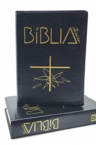 Produto Scala Editora - Livro: Bíblia de Aparecida – Letra Grande Preta - Bíblia
