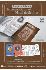 Produto Scala Editora - Livro: Cartaz Grande Natal em Família 2021 - Natal em Família Sazonais
