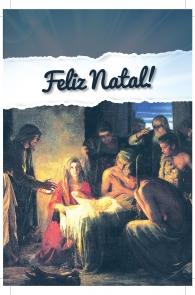 Produto Scala Editora - Livro: Cartão de Natal (C5) - Cartões de Natal