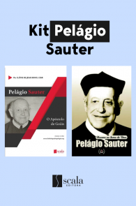 Produto Scala Editora - Livro: Kit Pelágio Sauter - Kits Ofertas